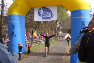 Rolling back the years with ultra-marathoner Scott Bradley.