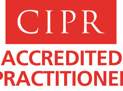 Trust in PR is paramount. Accredited Practitioner status helps.