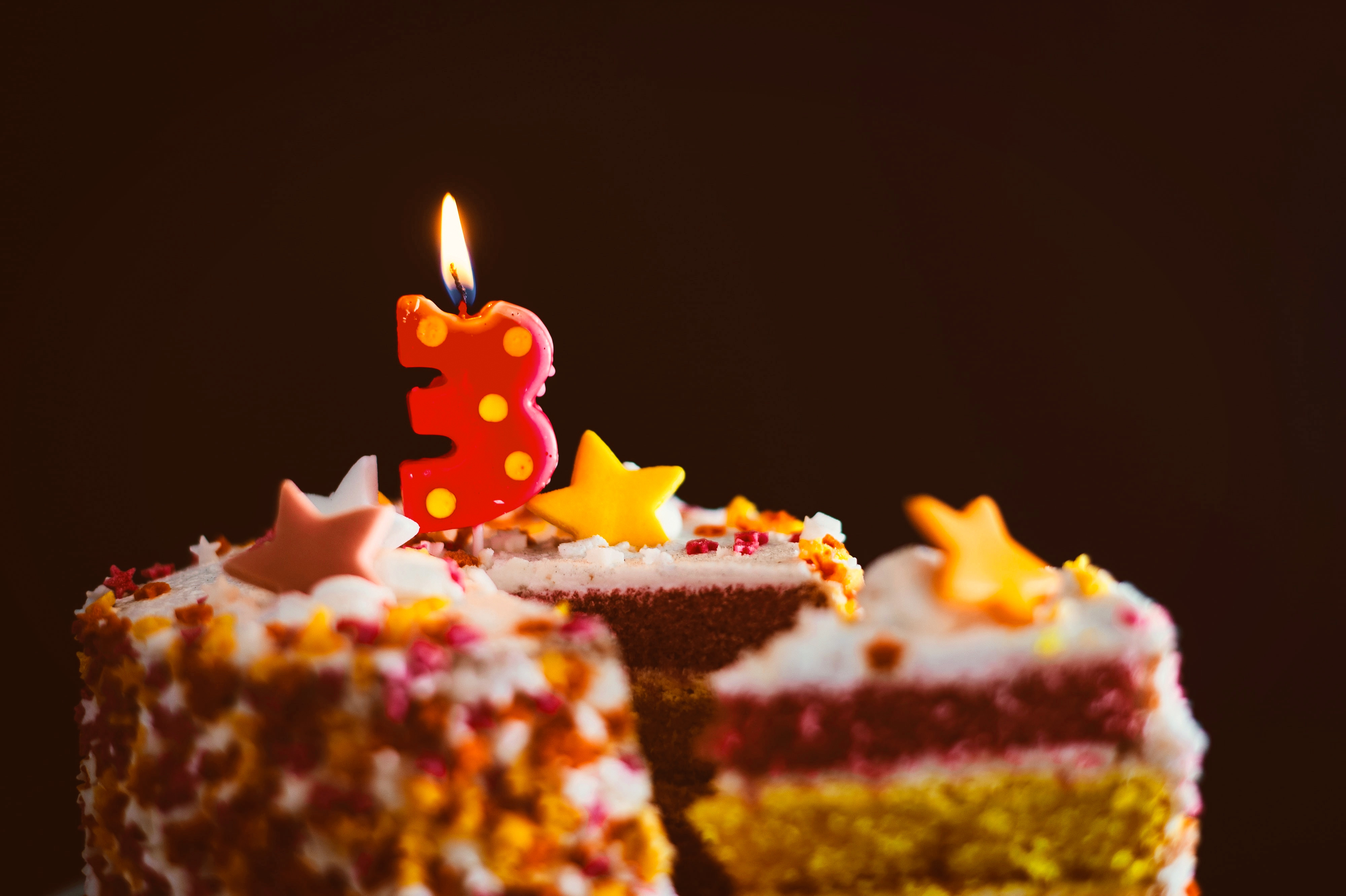 third birthday cake solo pr businss tips post